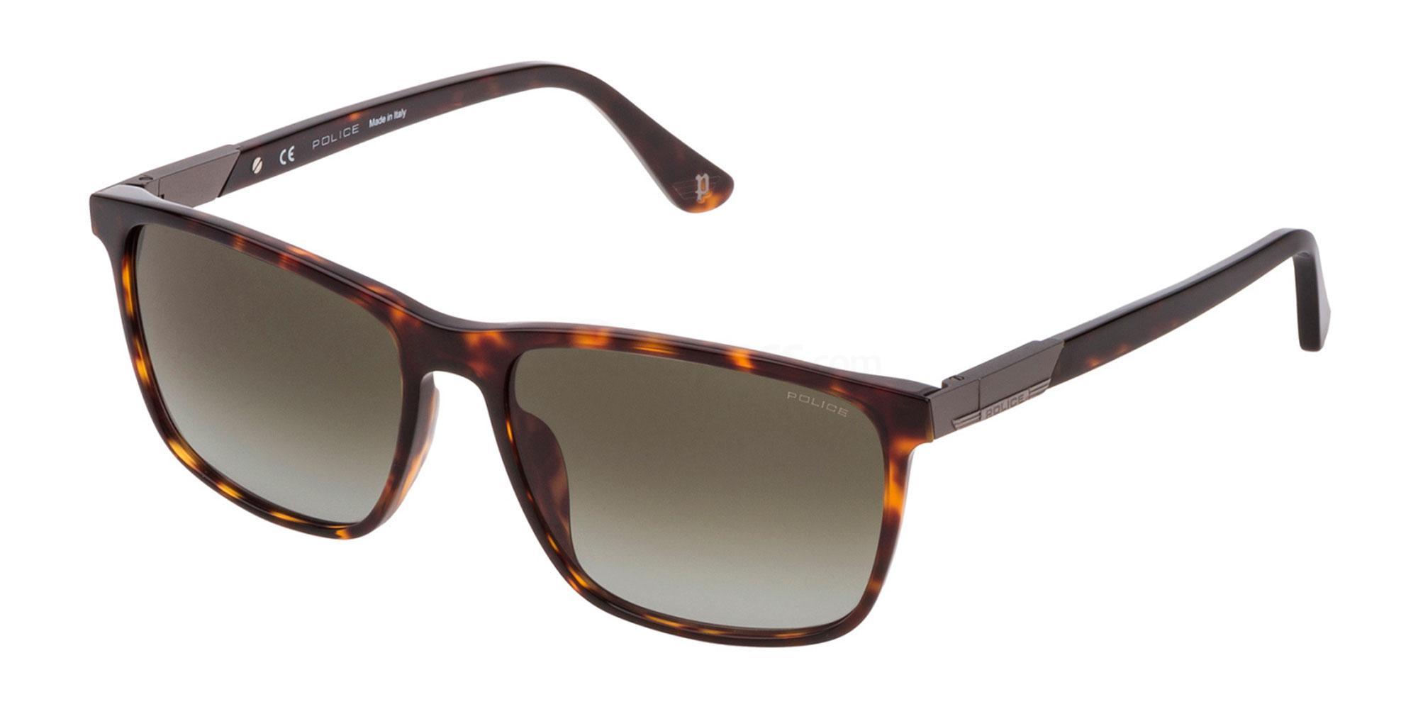 0722 SPL773 Sunglasses, Police