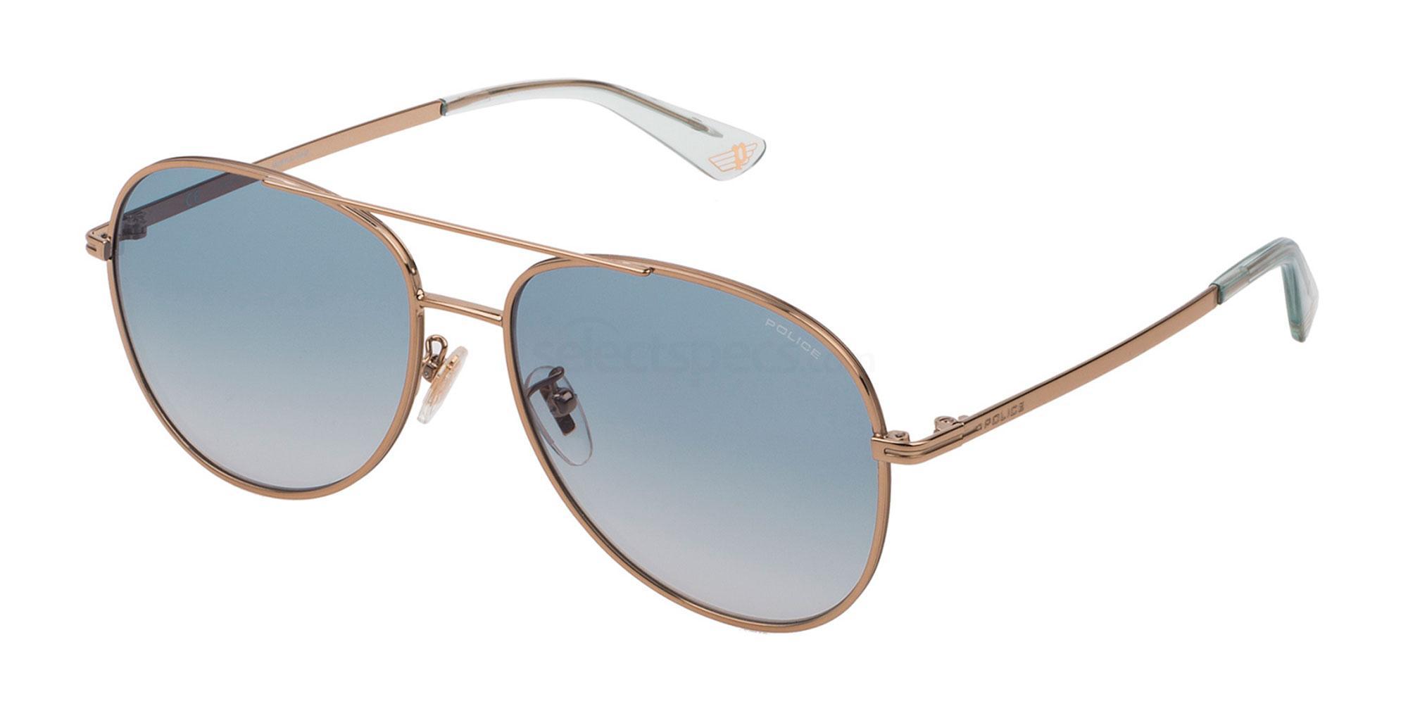 08L7 SPL777N Sunglasses, Police