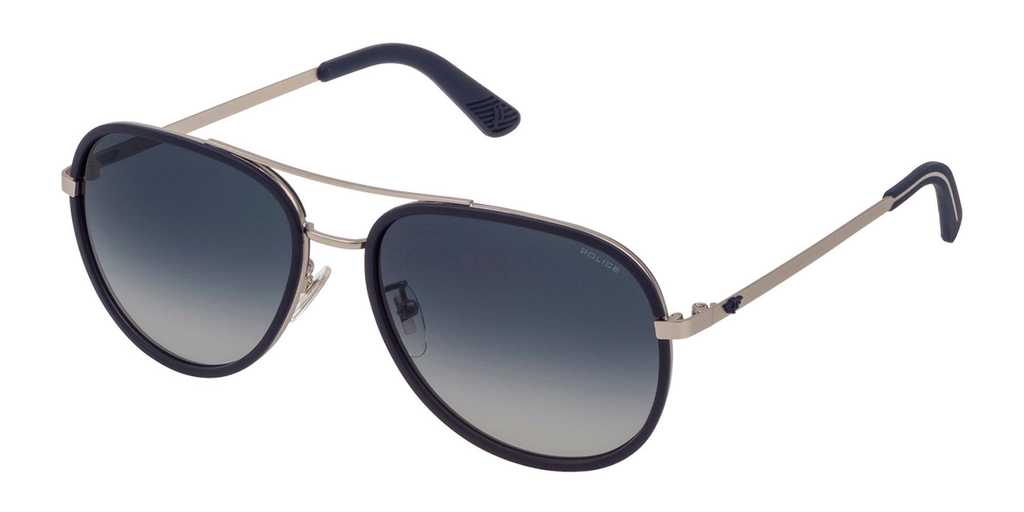 0581 SPL781E Sunglasses, Police