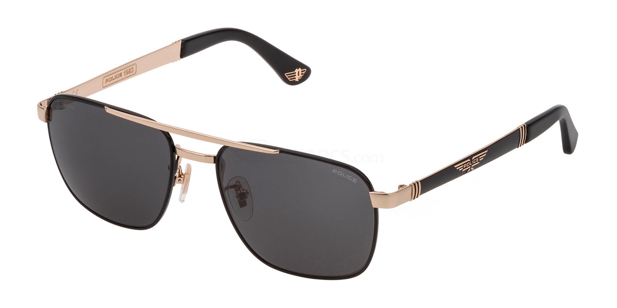 301P SPL890 Sunglasses, Police