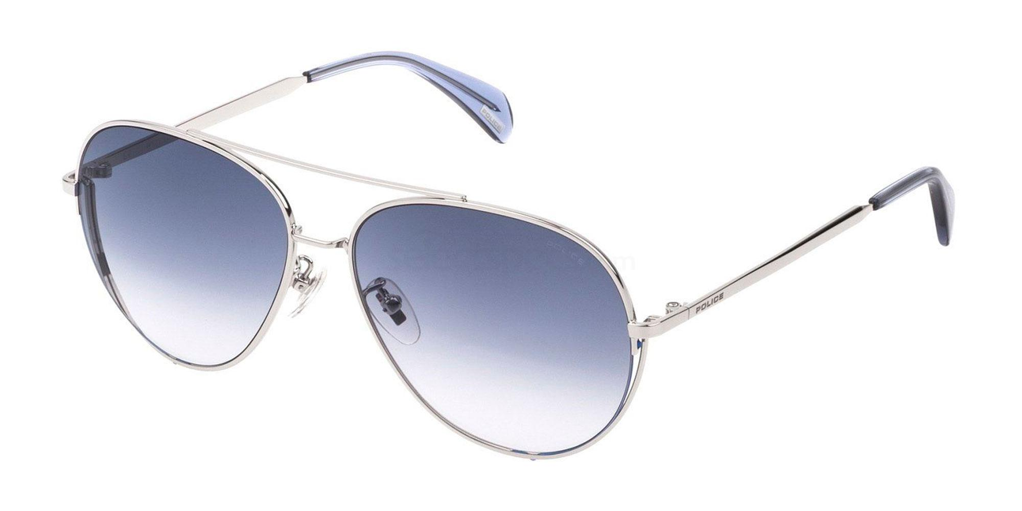 0579 SPL835 Sunglasses, Police