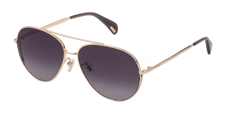 0300 SPL835 Sunglasses, Police