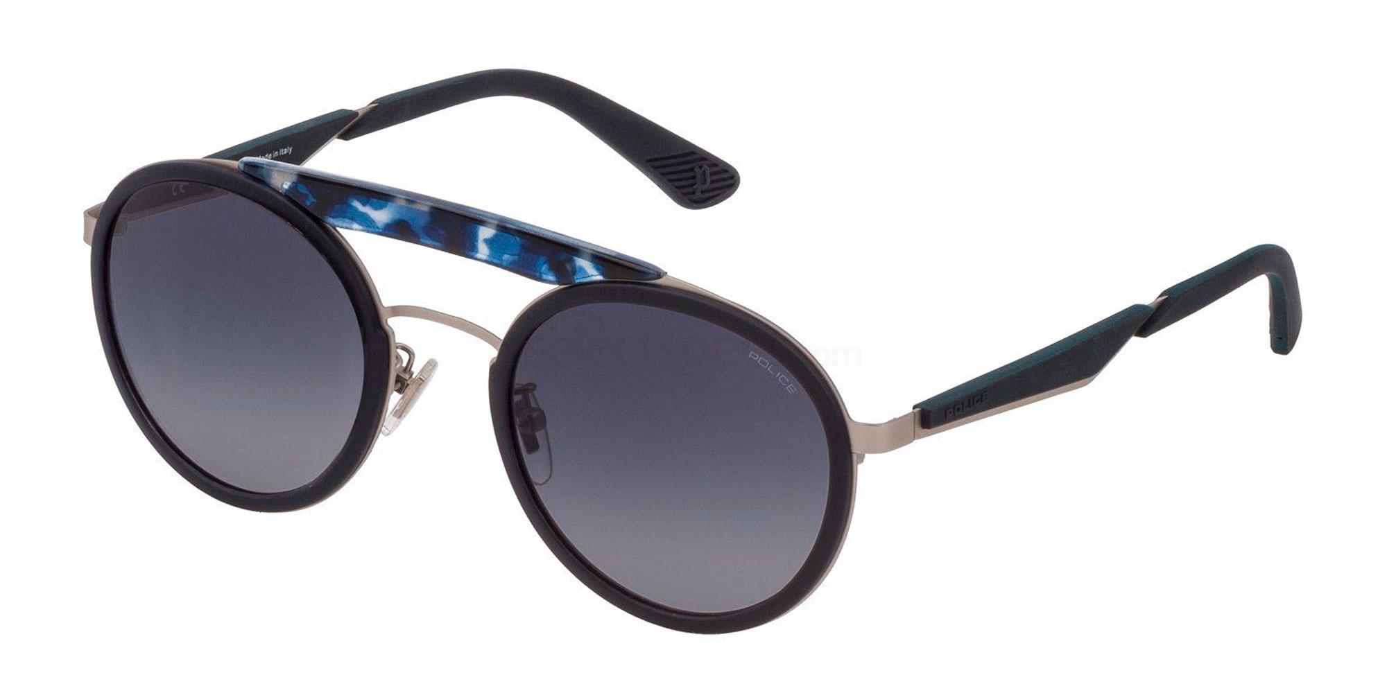 0581 SPL874V Sunglasses, Police