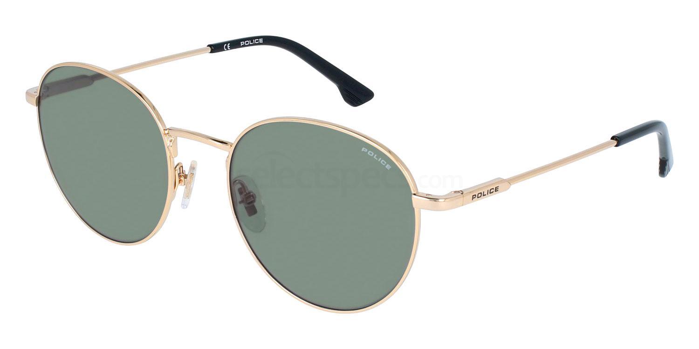 0300 SPL971N Sunglasses, Police