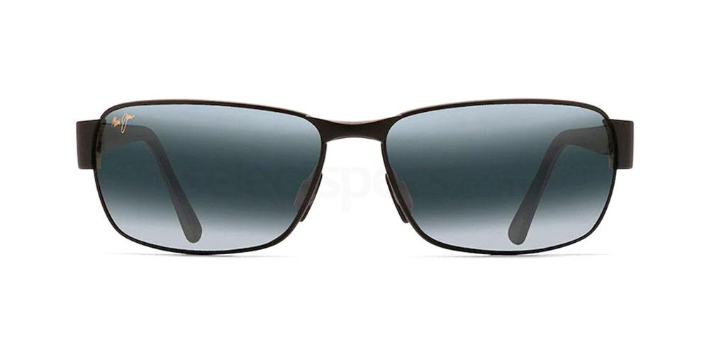249-2M Black Coral Sunglasses, Maui Jim