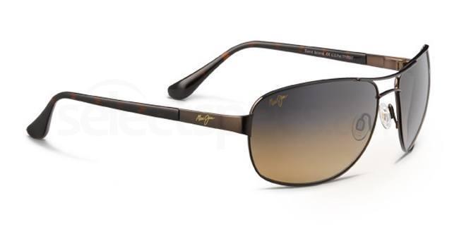 HS253-25A Sand Island Sunglasses, Maui Jim