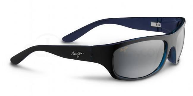 261-02G Surf Rider Sunglasses, Maui Jim
