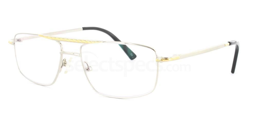 C3 S2988 Stainless Steel Glasses, The SS Collection