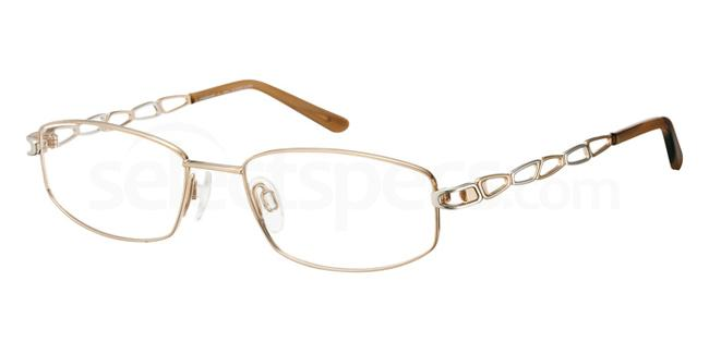 GW CH10860 Glasses, Charmant Titanium Perfection