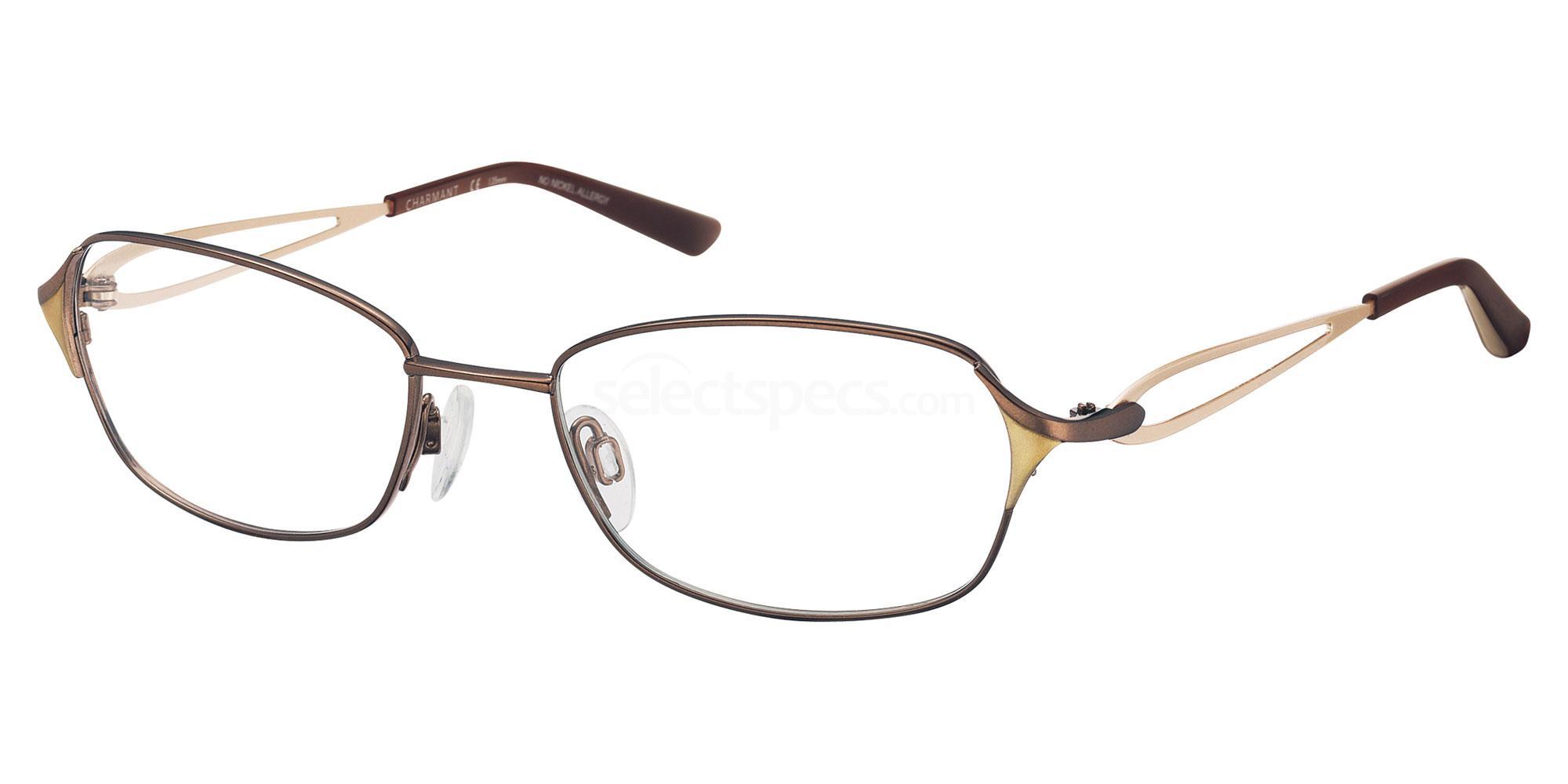 BR CH12087 Glasses, Charmant Titanium Perfection