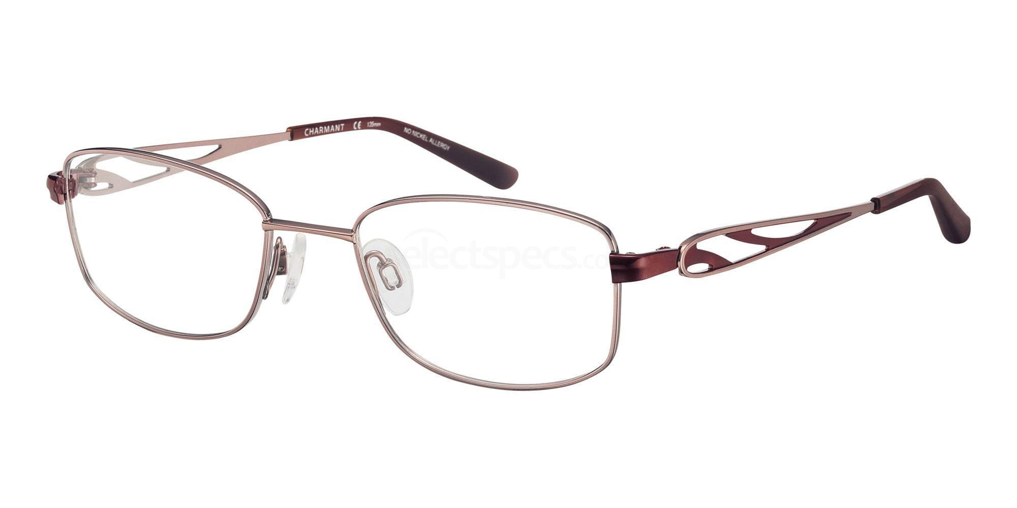 BR CH12091 Glasses, Charmant Titanium Perfection