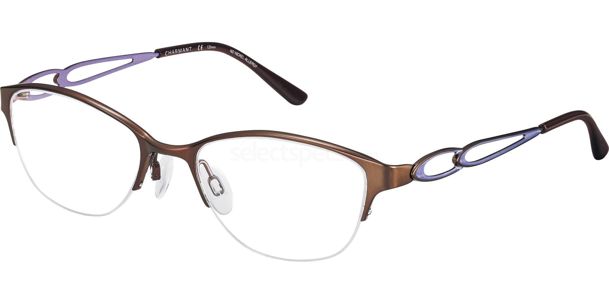 BR CH12118 Glasses, Charmant Titanium Perfection