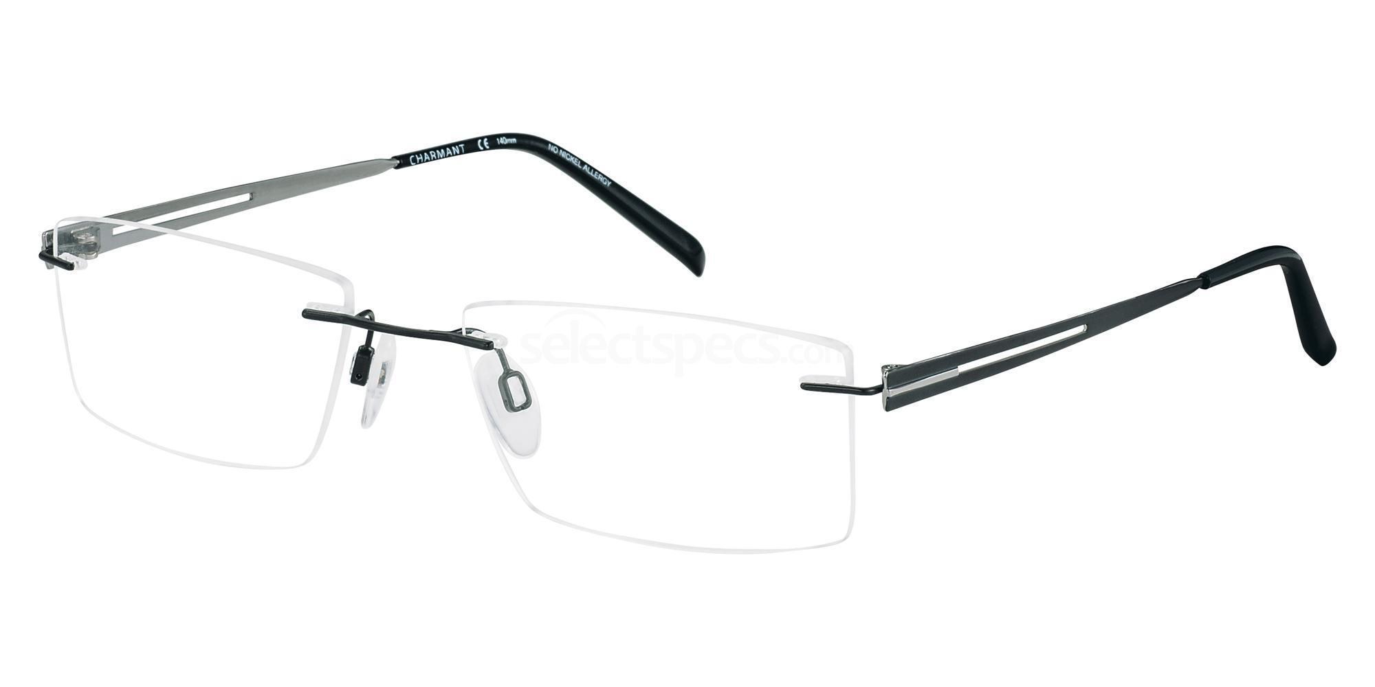BK CH10965 Glasses, Charmant Titanium Perfection