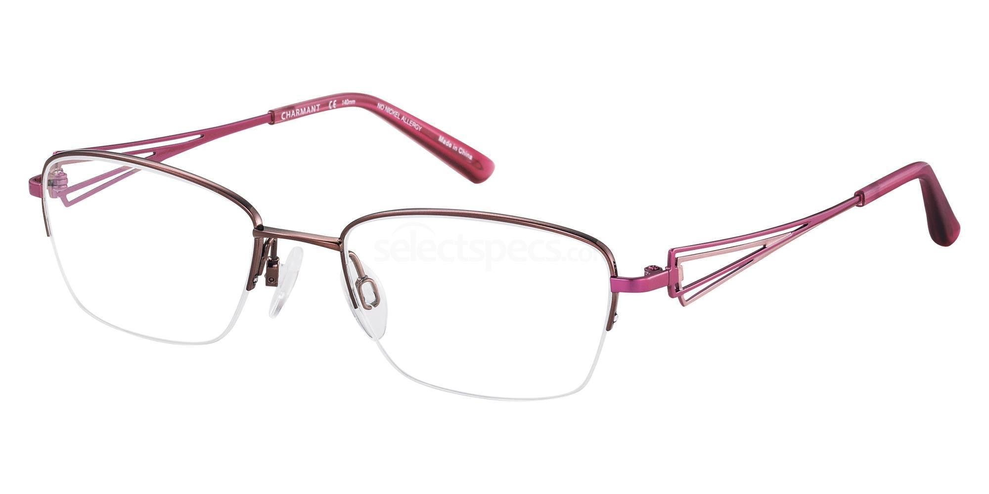 BR CH12116 Glasses, Charmant Titanium Perfection