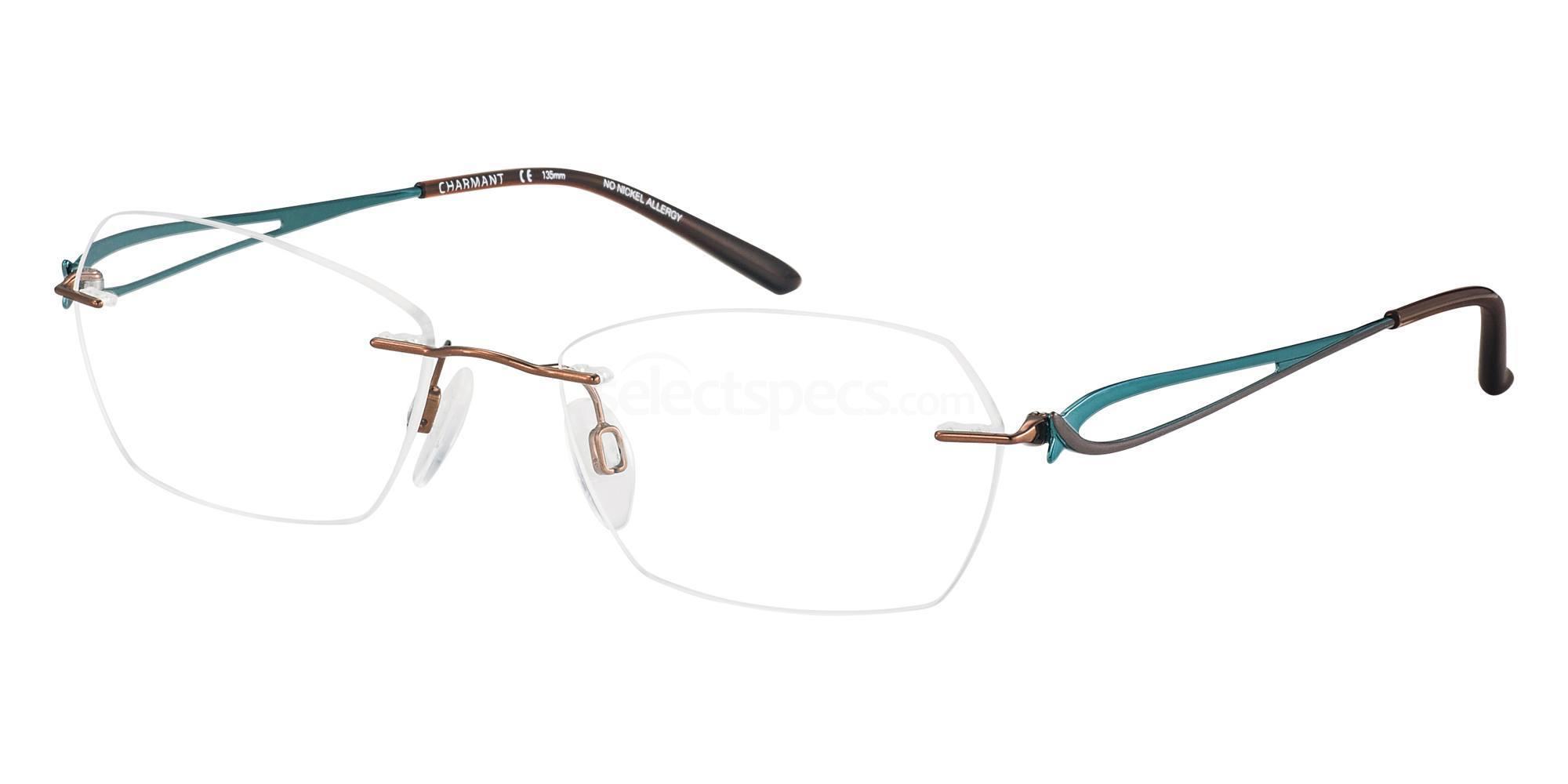 BR CH10968 Glasses, Charmant Titanium Perfection
