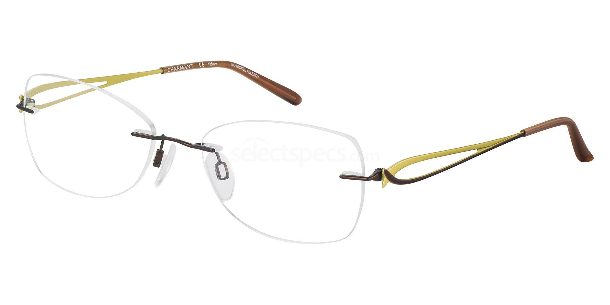 BR CH10969 Glasses, Charmant Titanium Perfection