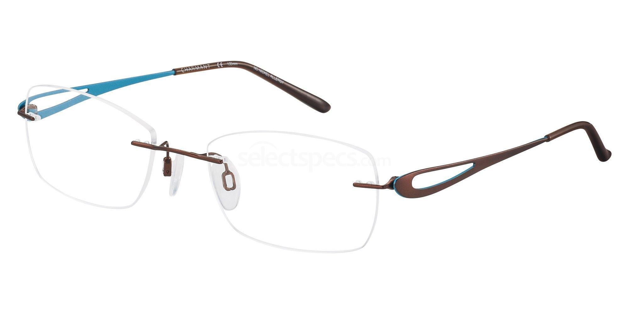 BR CH10970 Glasses, Charmant Titanium Perfection