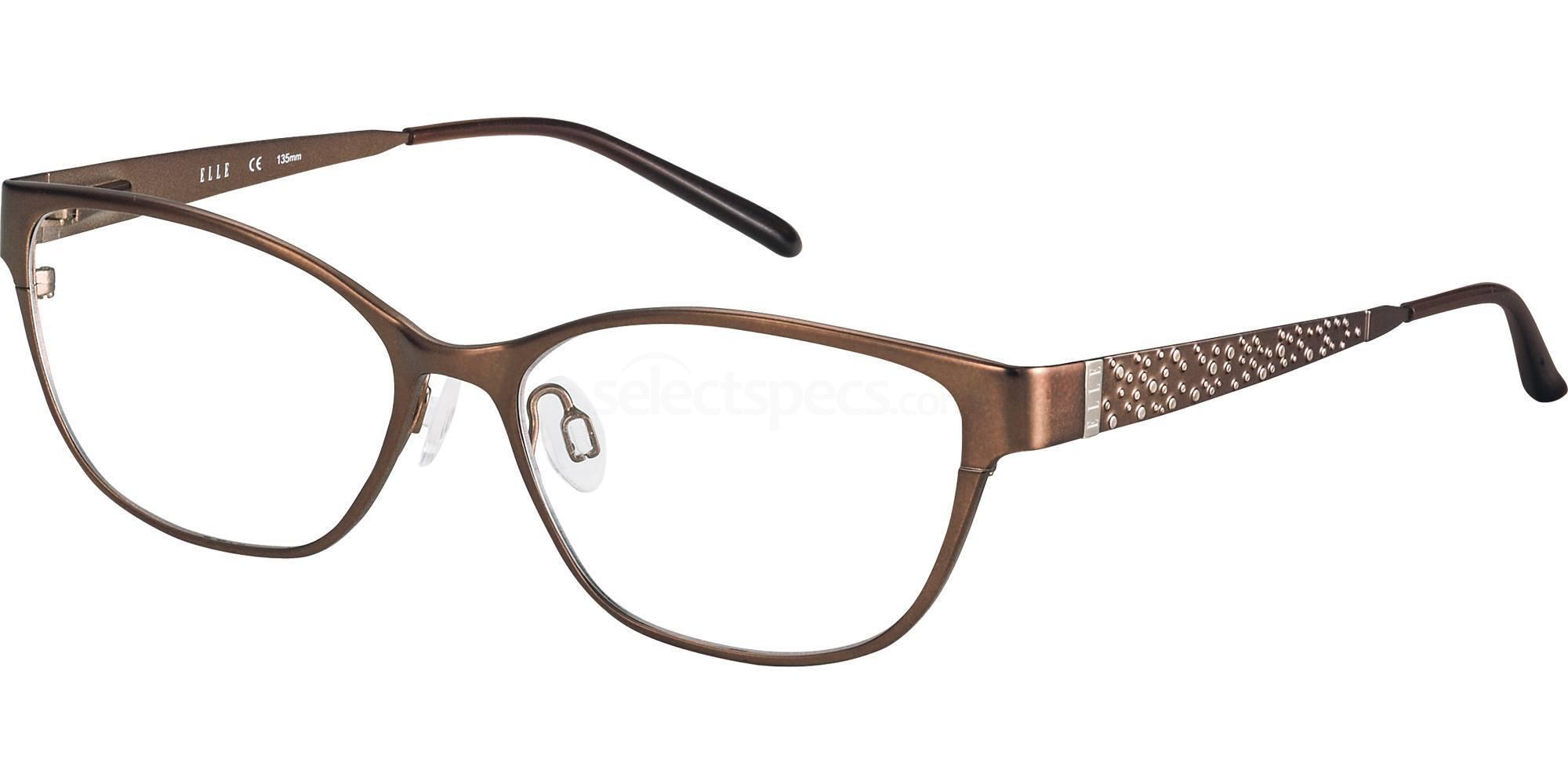 BR EL13389 Glasses, ELLE