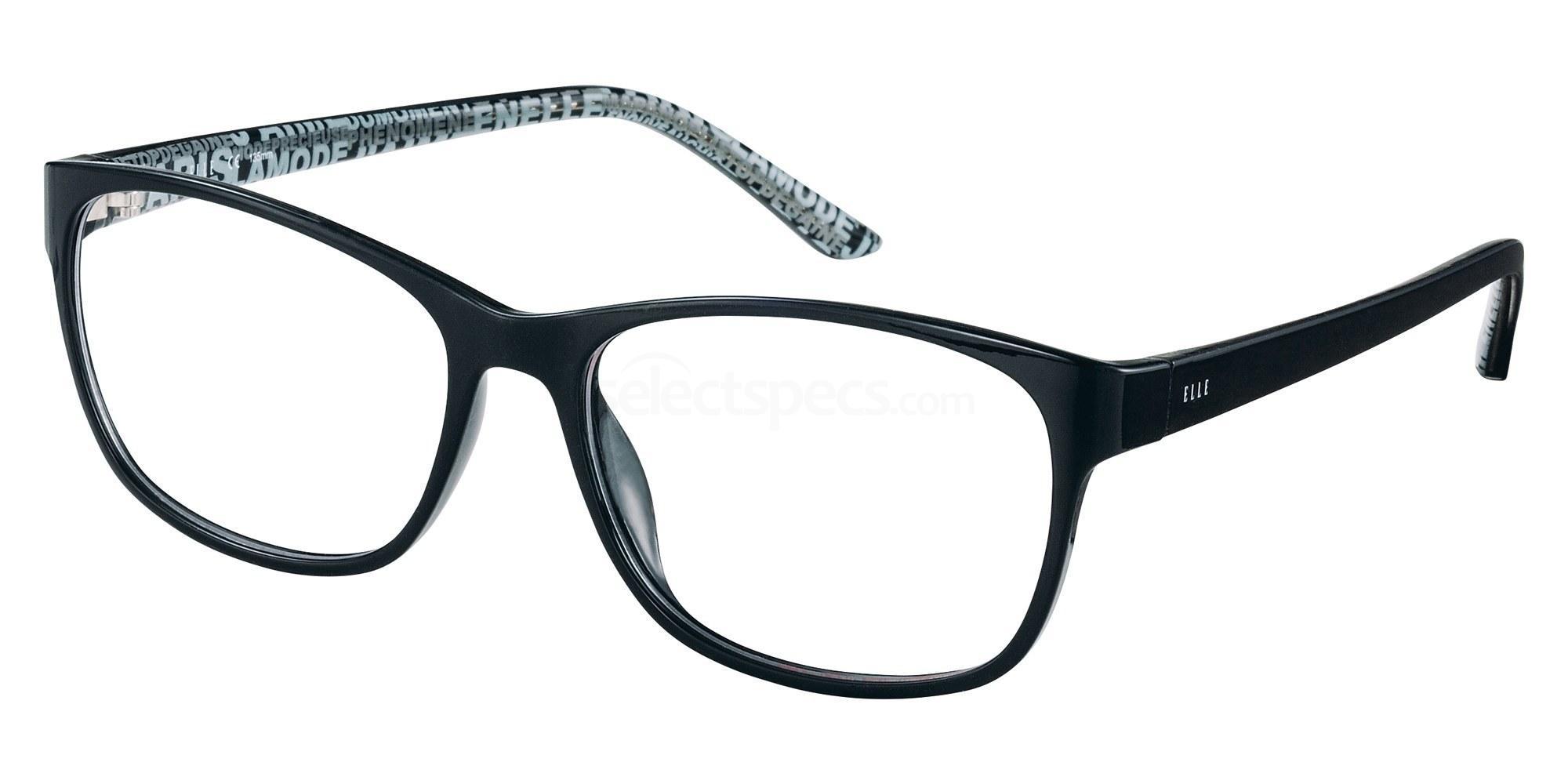 BK EL13398 Glasses, ELLE