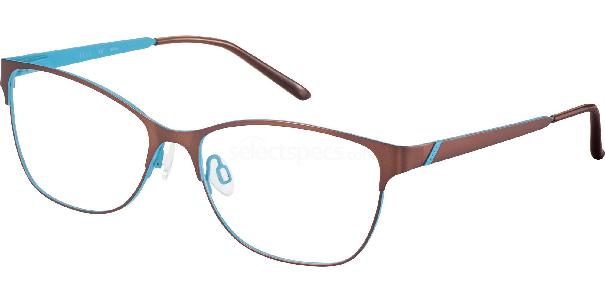 BR EL13407 Glasses, ELLE