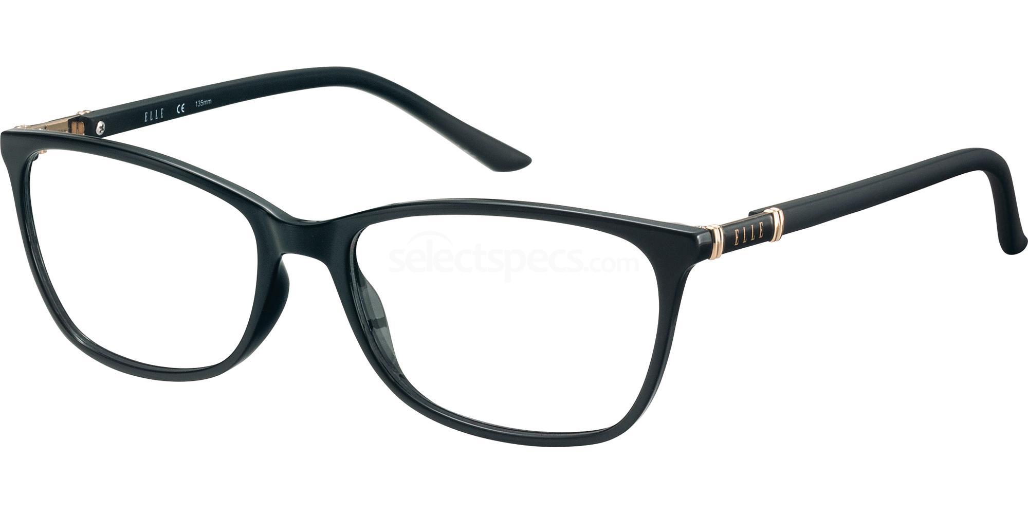 BK EL13409 Glasses, ELLE