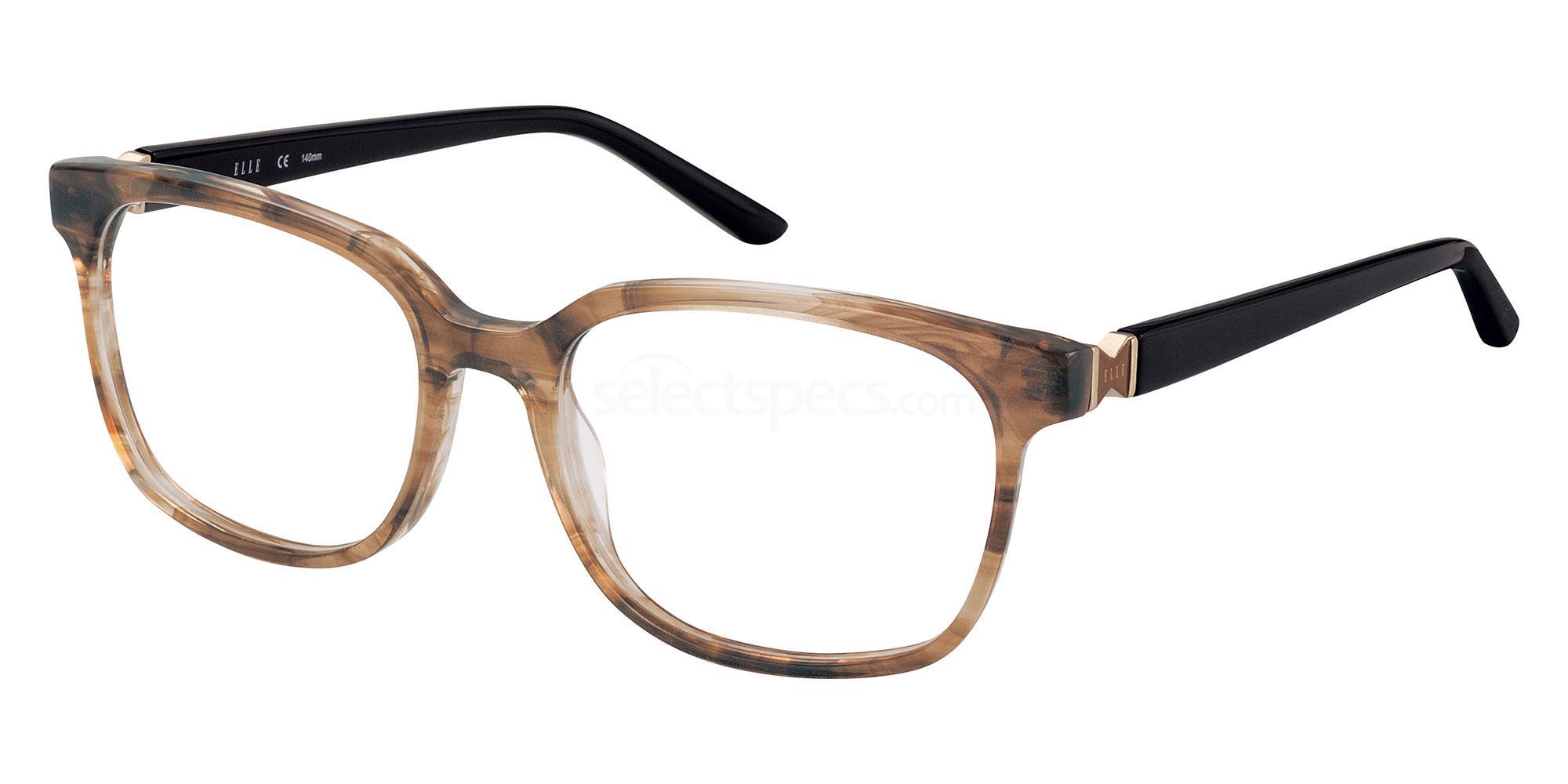BR EL13453 Glasses, ELLE