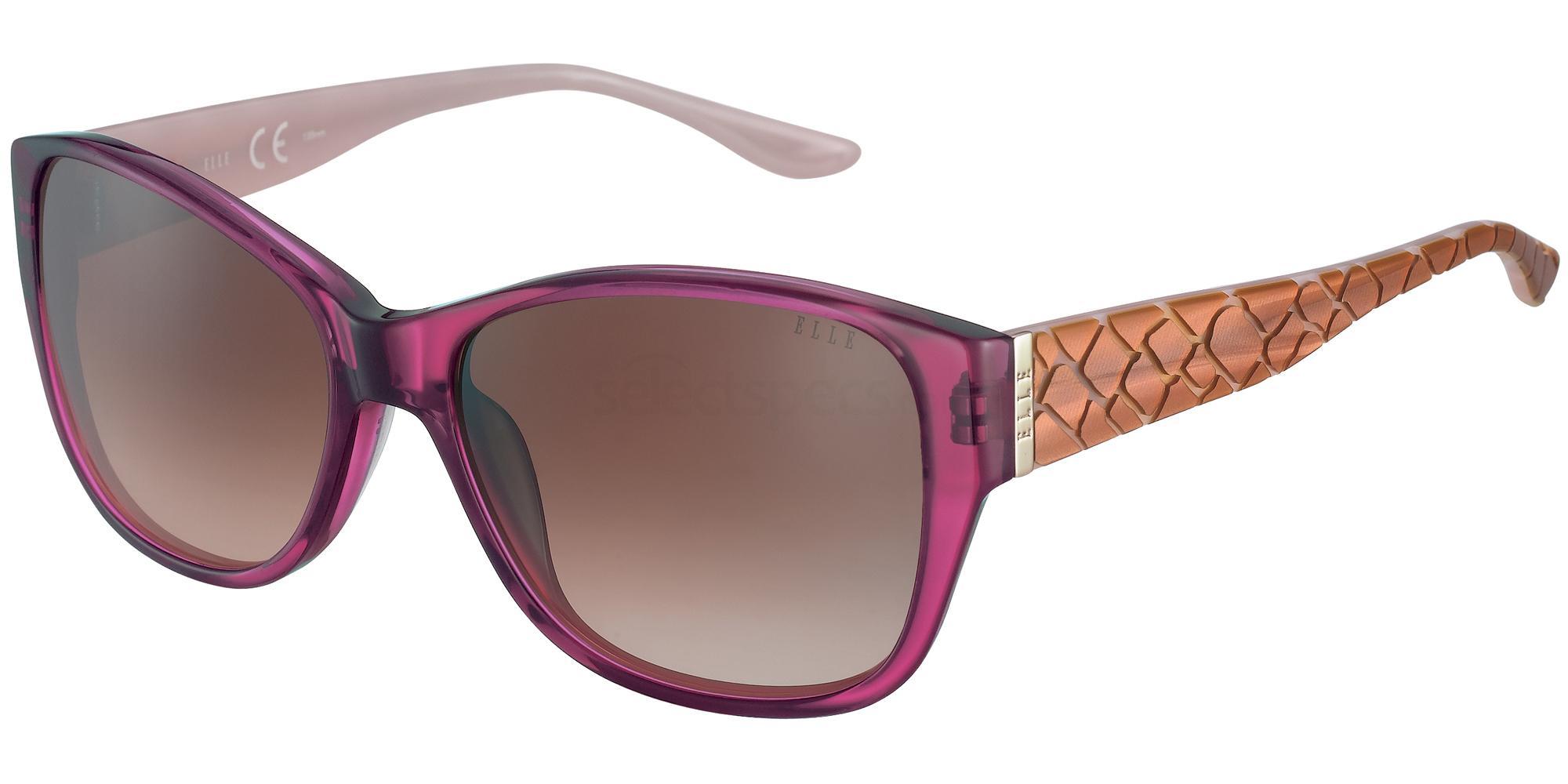 PU EL14828 Sunglasses, ELLE