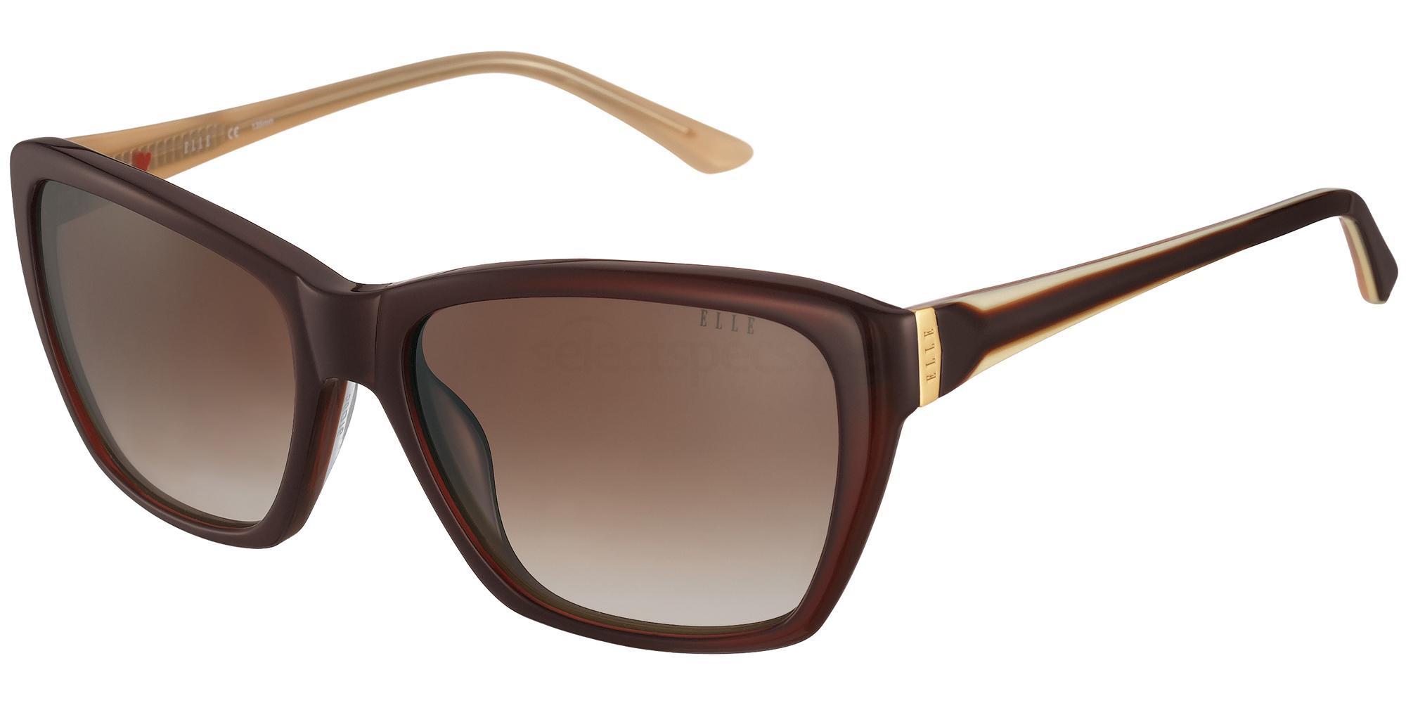 BR EL14834 Sunglasses, ELLE