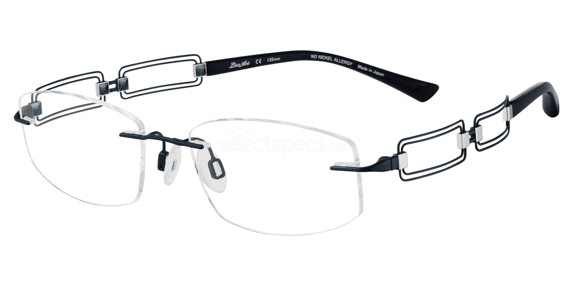 BK XL2019 Glasses, Lineart Charmant