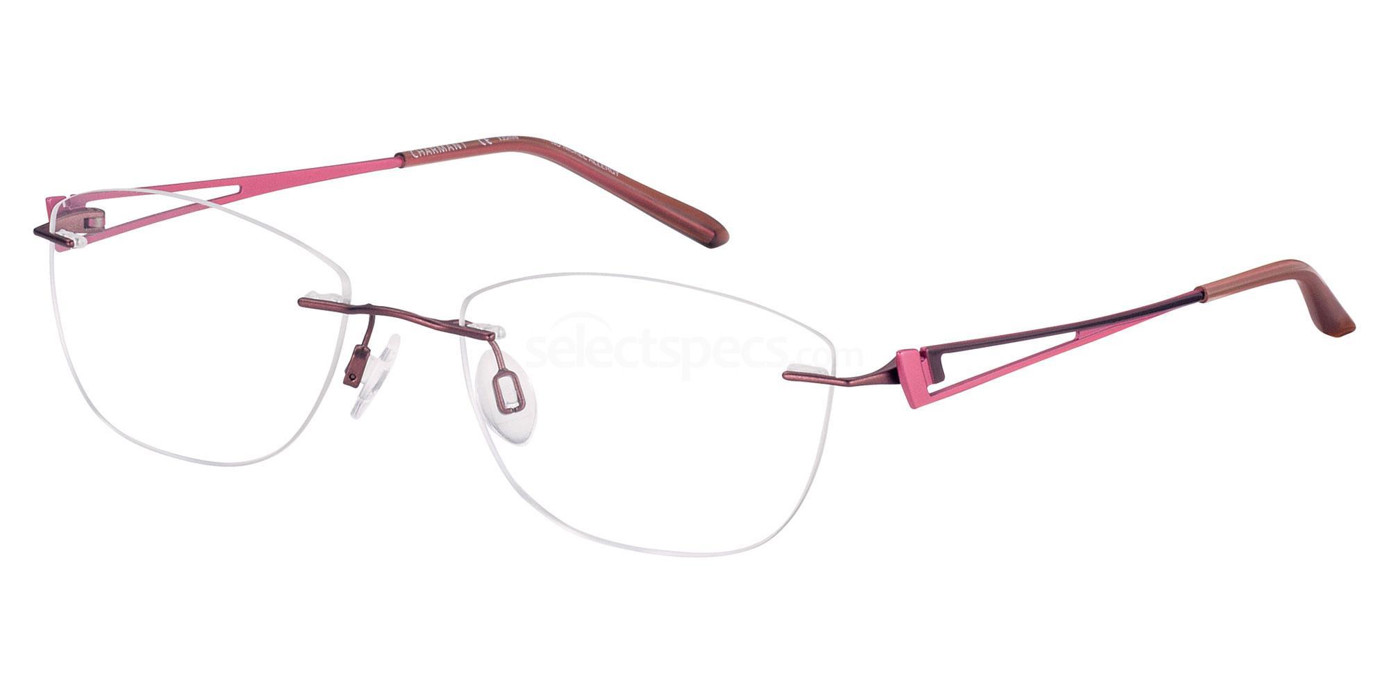 BR CH10974 Glasses, Charmant Titanium Perfection