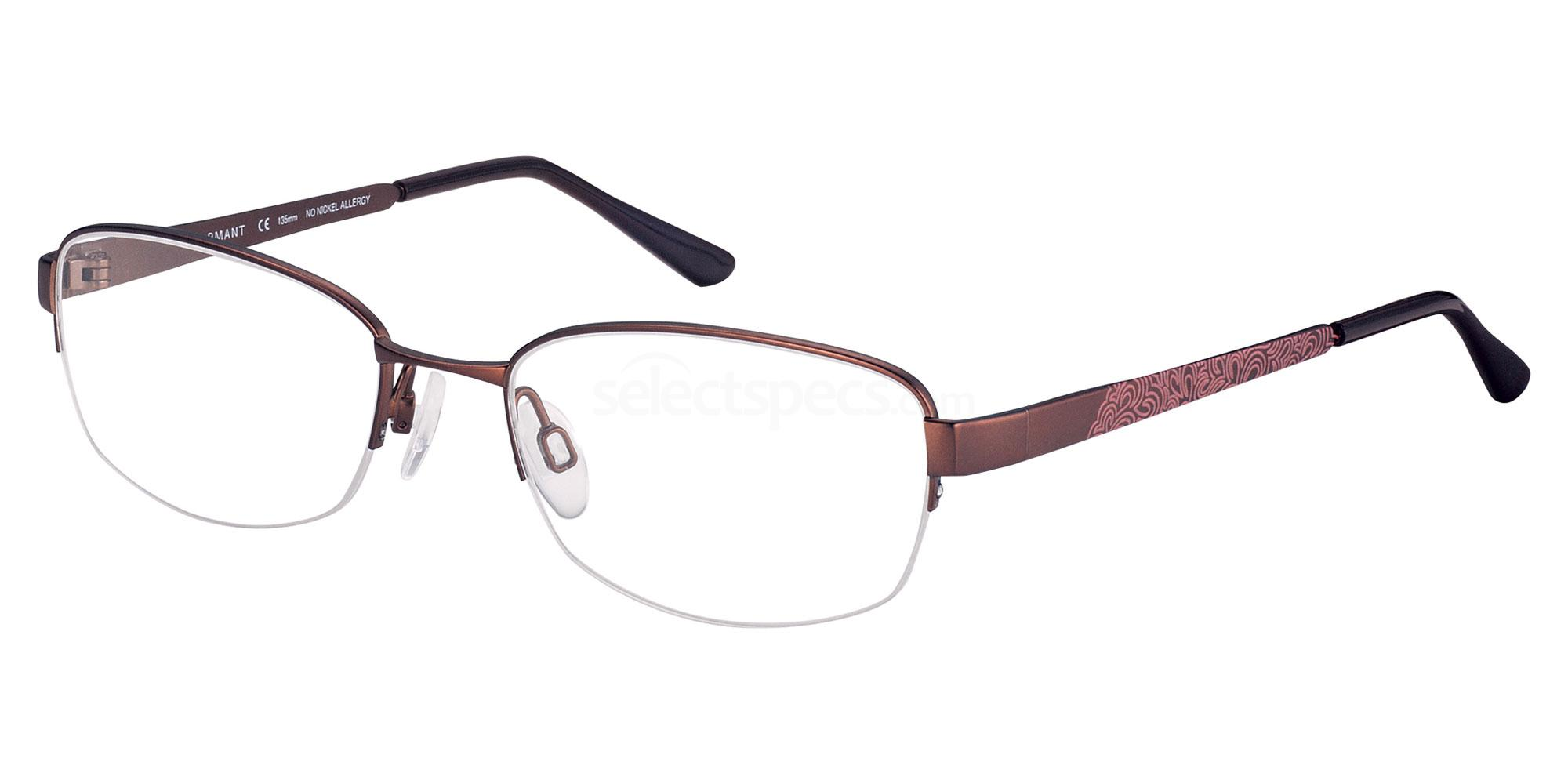 BR CH12136 Glasses, Charmant Titanium Perfection