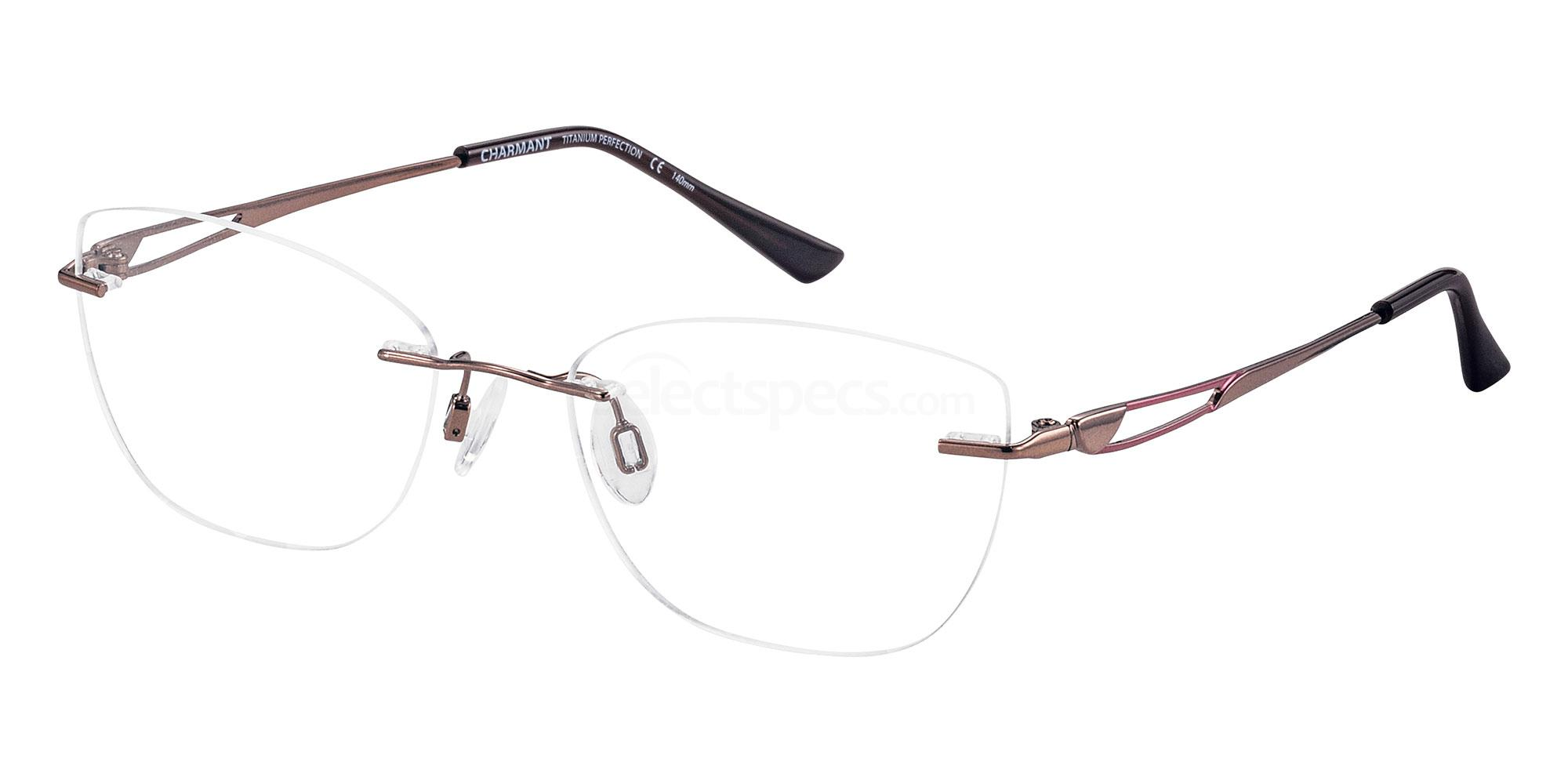 BR CH29804 Glasses, Charmant Titanium Perfection