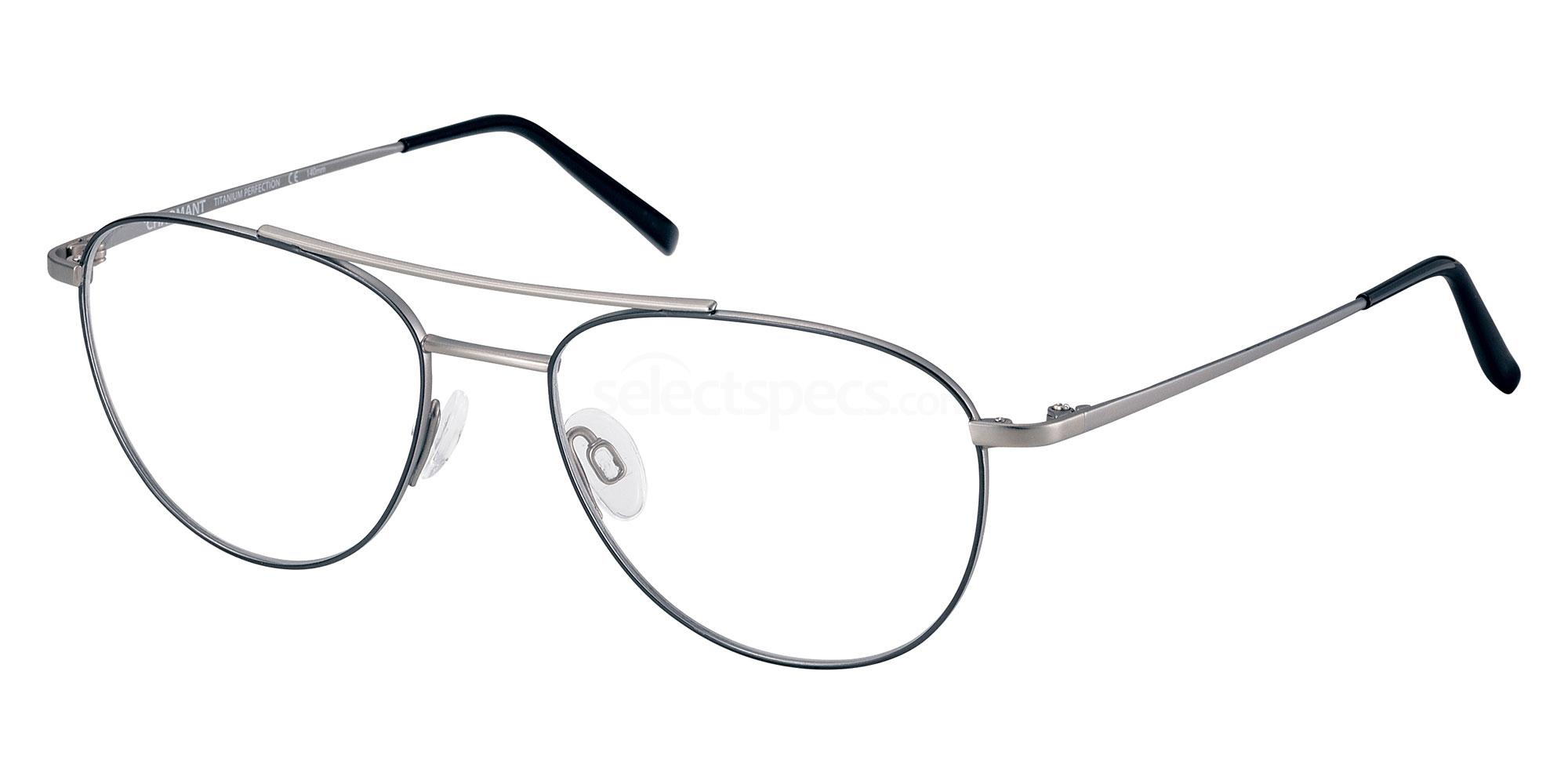 BK CH11467U Glasses, Charmant Titanium Perfection