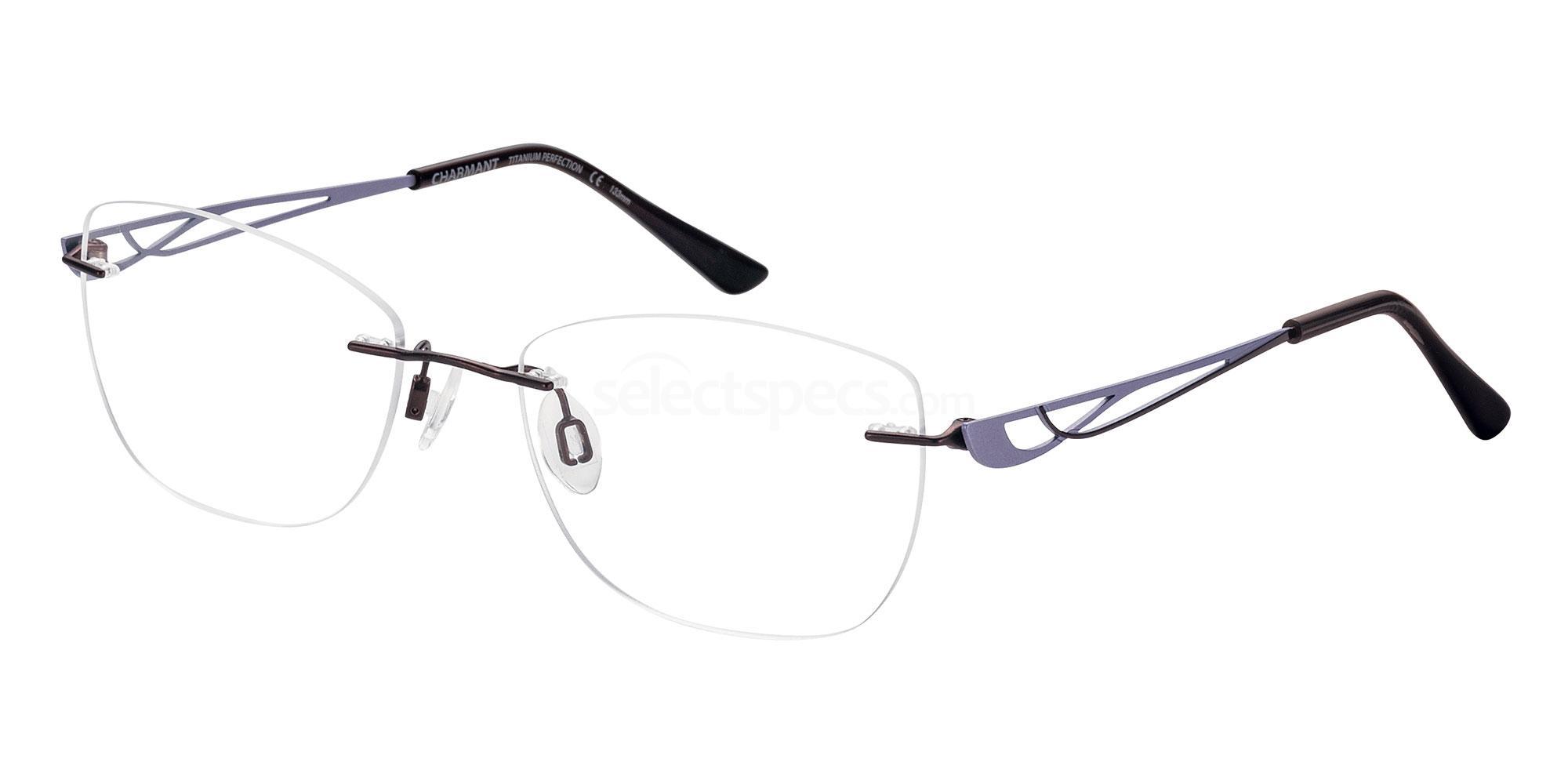 BR CH10979 Glasses, Charmant Titanium Perfection