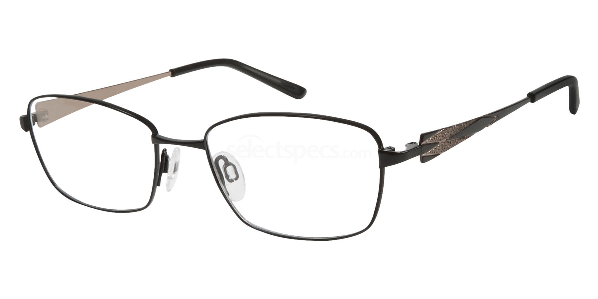 BK CH12139 Glasses, Charmant Titanium Perfection