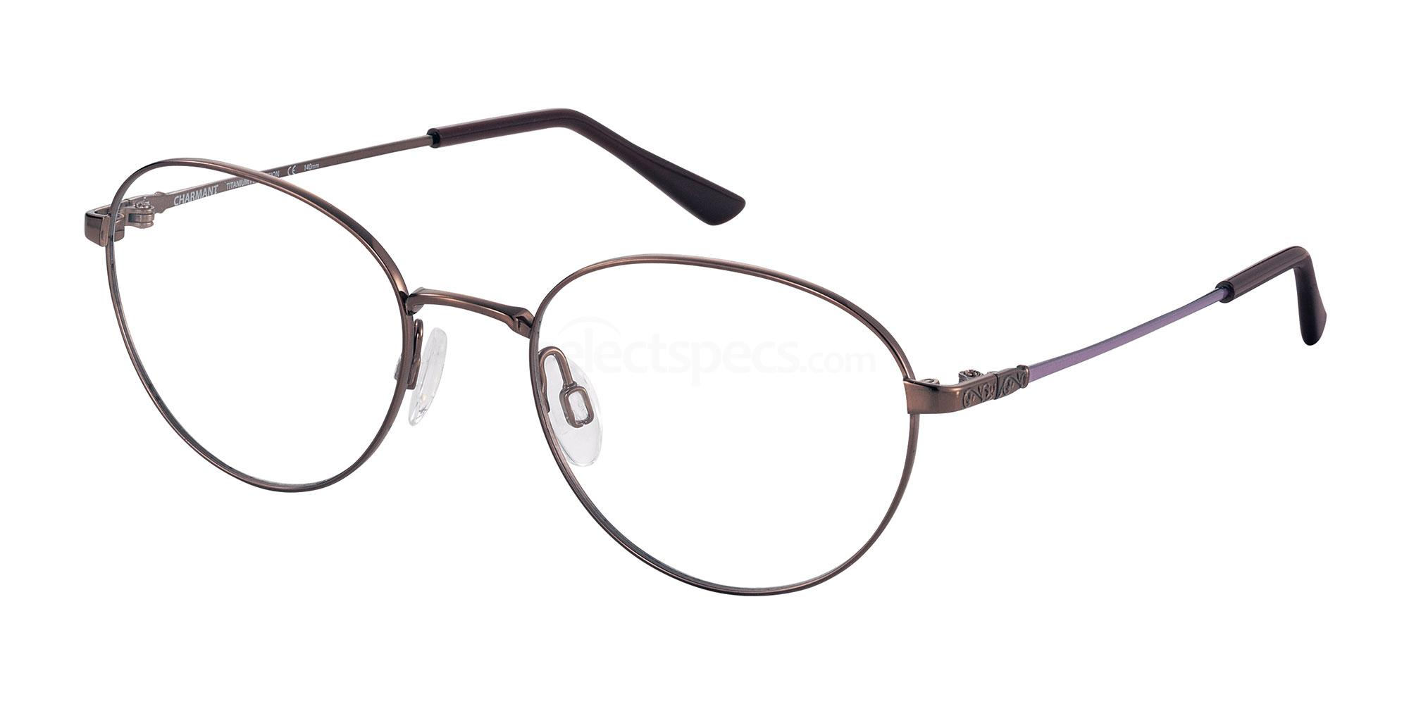 BR CH29811 Glasses, Charmant Titanium Perfection