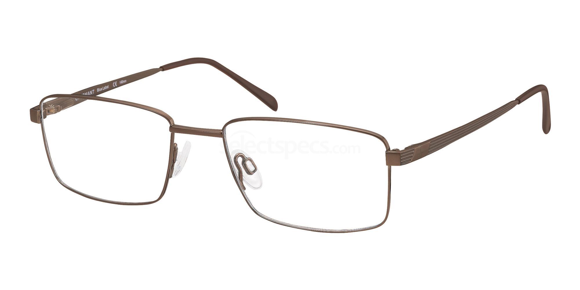 BR CH16110 Glasses, Charmant Blue Label
