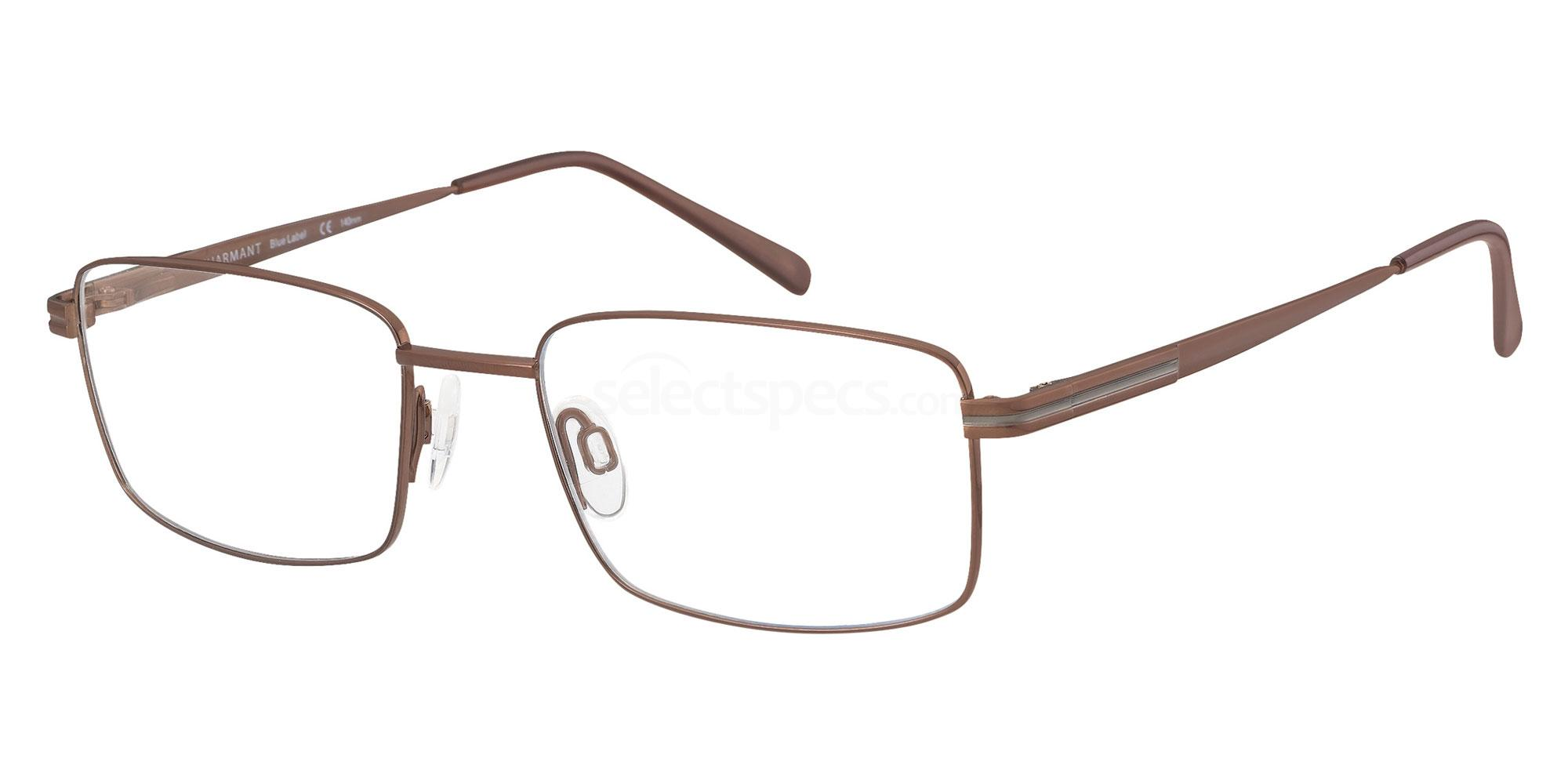 BR CH16114 Glasses, Charmant Blue Label