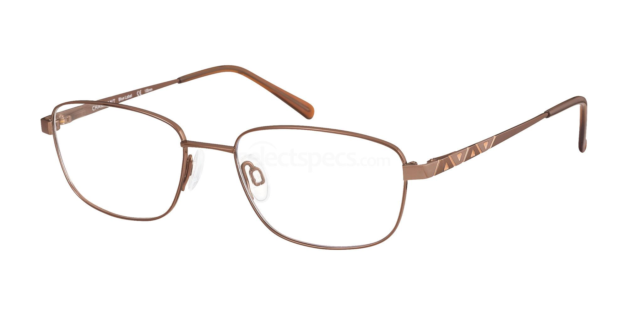BR CH16036 Glasses, Charmant Blue Label