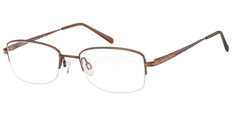 BR CH16045 Glasses, Charmant Blue Label