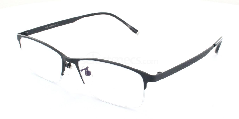 C07 5601 Glasses, Tesla Pure Titanium