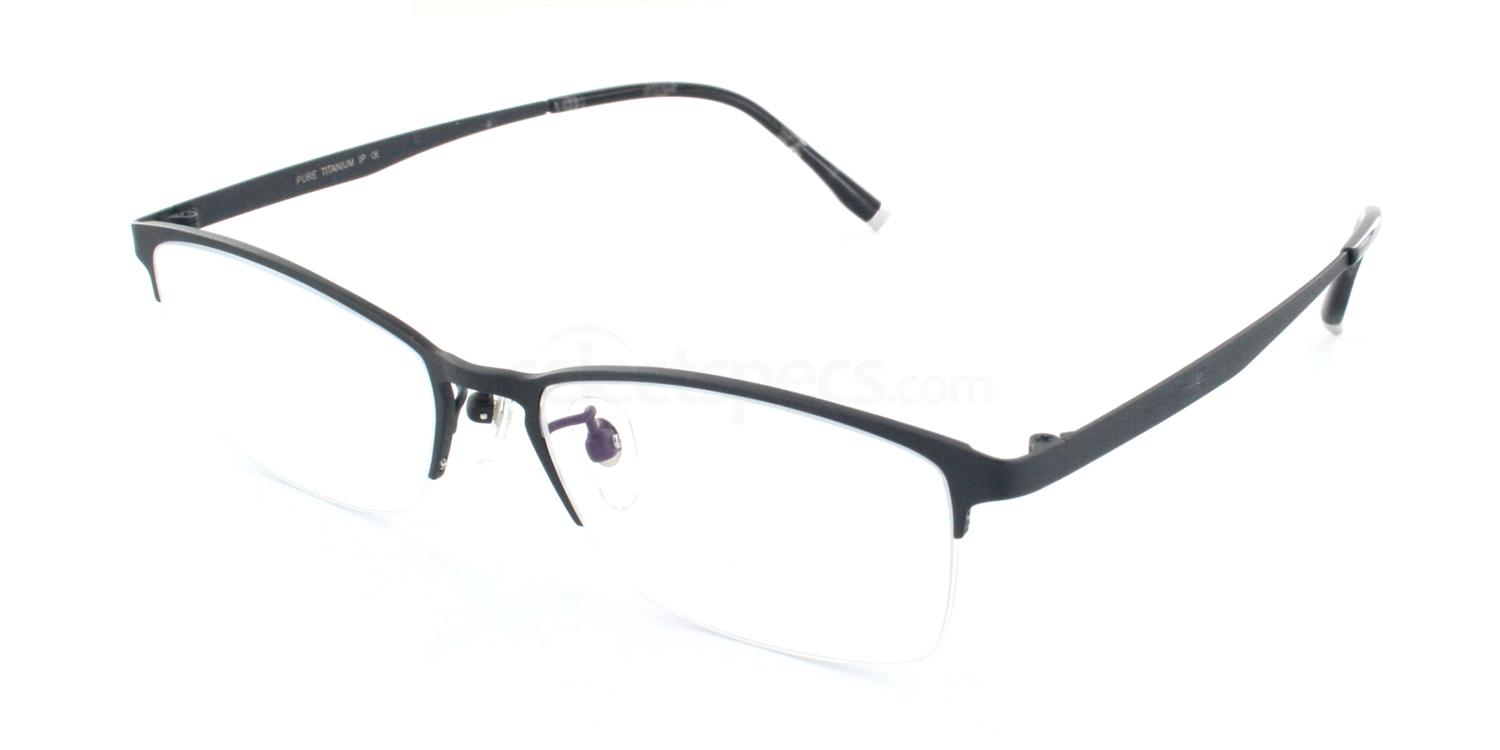 C02 5602 Glasses, Tesla Pure Titanium
