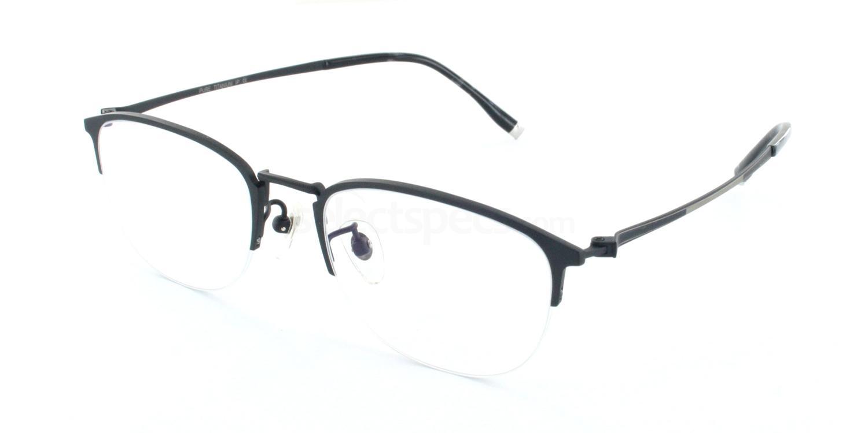 C07 5811 Glasses, Tesla Pure Titanium
