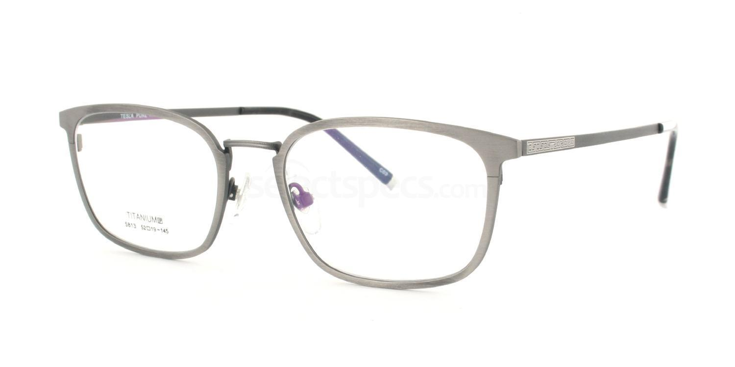 C03 5813 Glasses, Tesla Pure Titanium