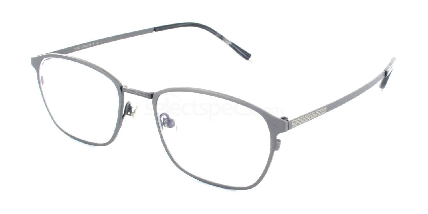 C03 5815 Glasses, Tesla Pure Titanium