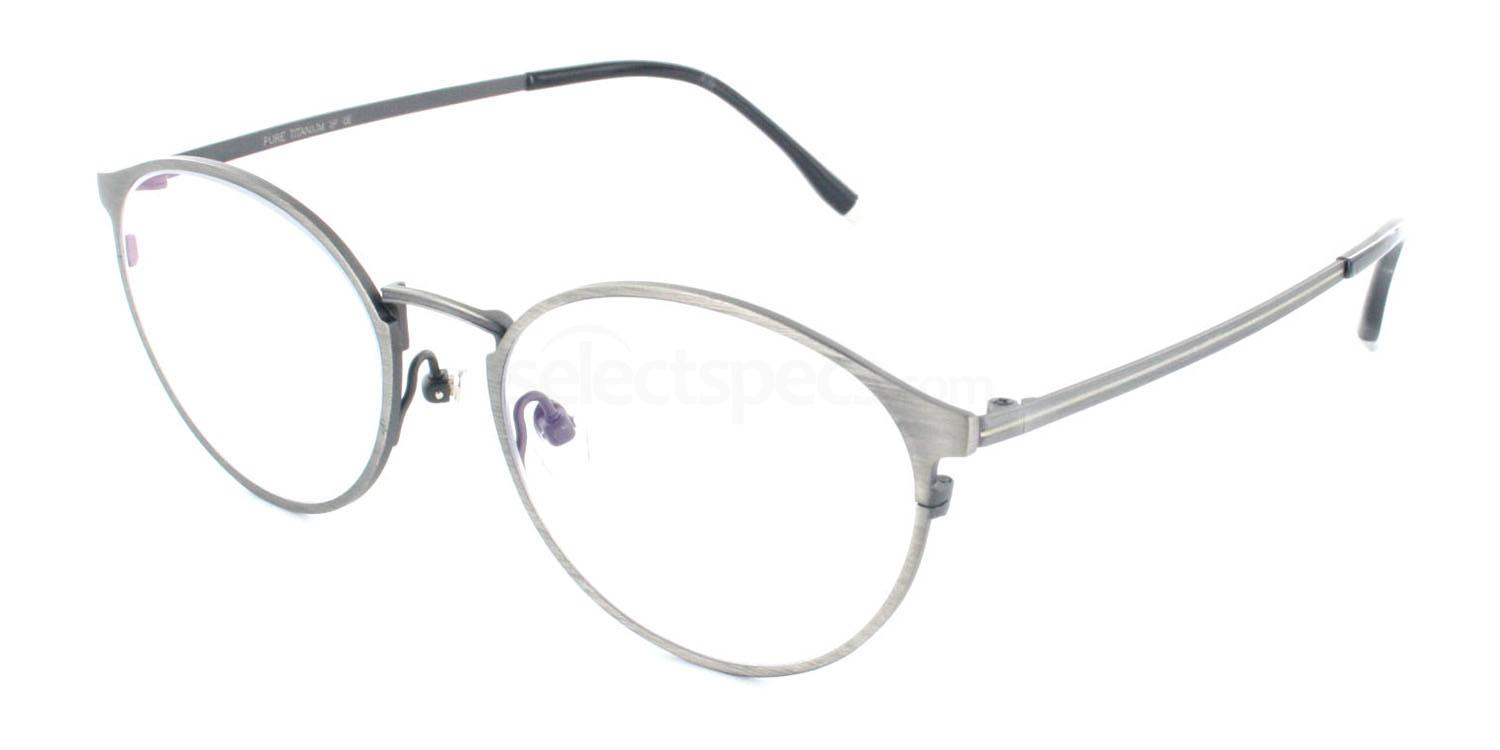 C03 5816 Glasses, Tesla Pure Titanium