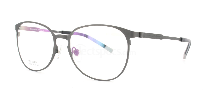 C03 T5526 Glasses, Tesla Pure Titanium