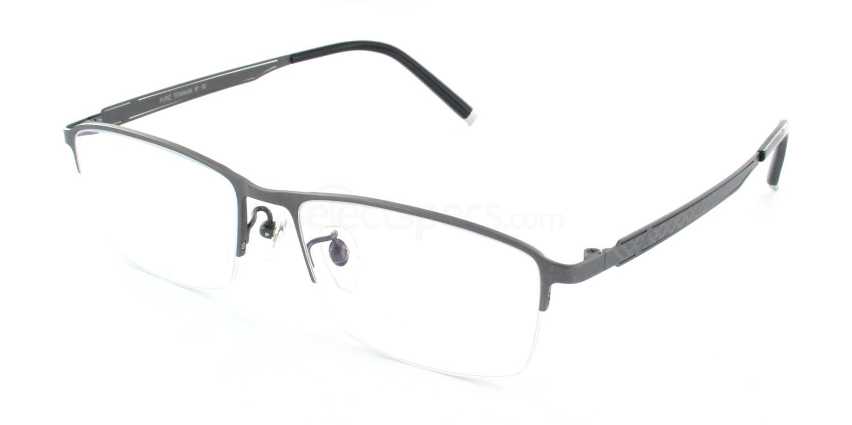 C02 T5530 Glasses, Tesla Pure Titanium