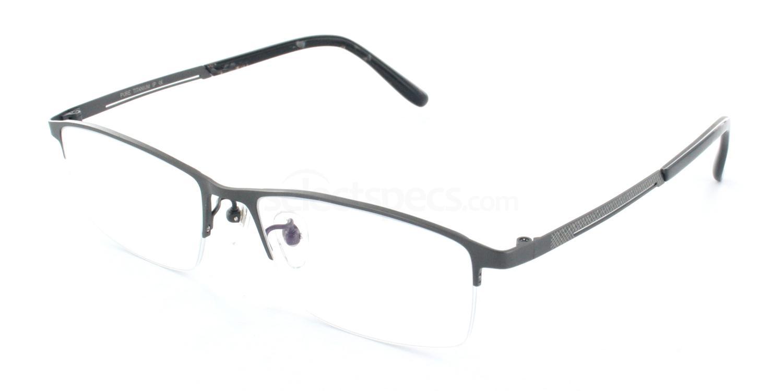 C02 T5531 Glasses, Tesla Pure Titanium