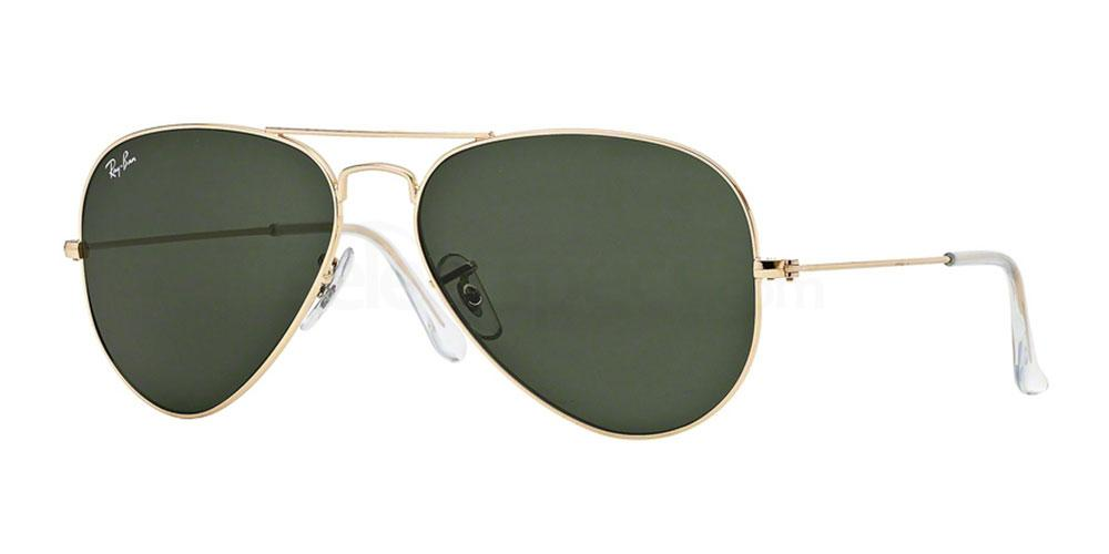 L0205 RB3025 Aviator - Large Metal (2/7) , Ray-Ban